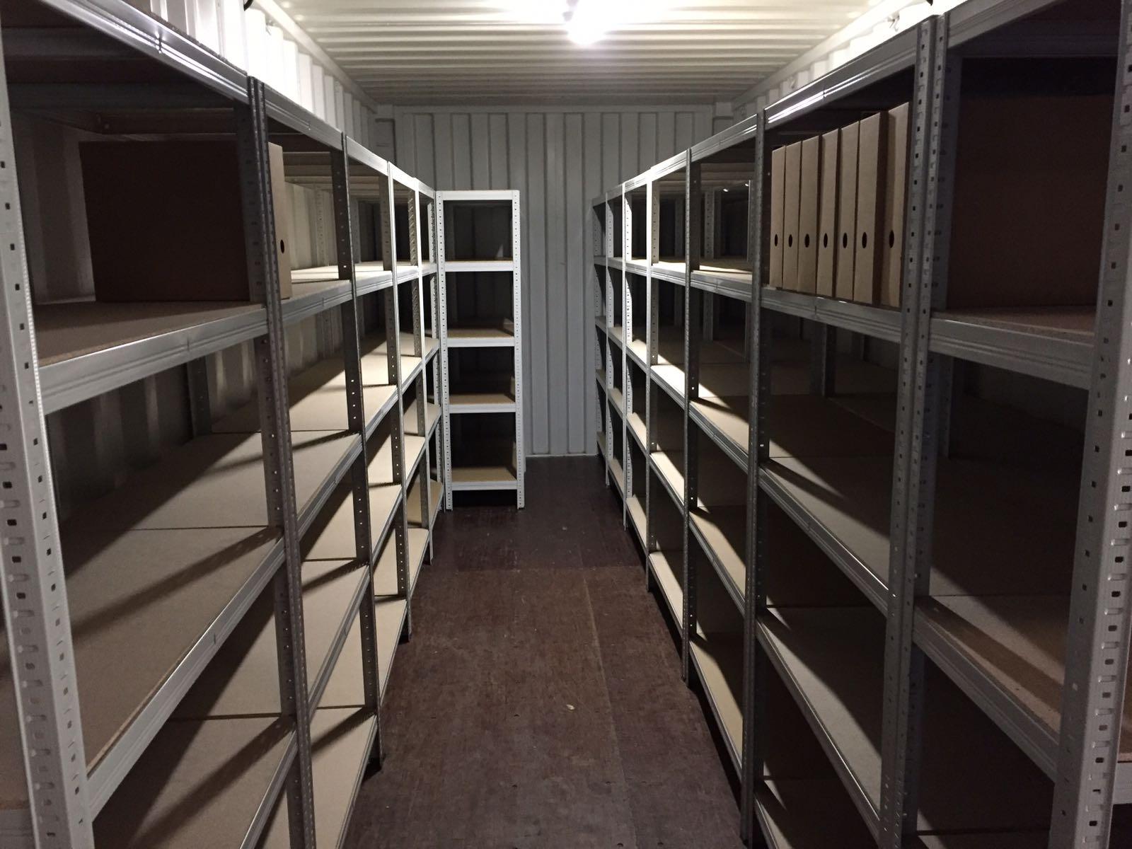 Box d'archivage Genève